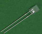 Rectangular LED 2x5mm